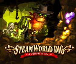 SteamWorld Dig cover.png