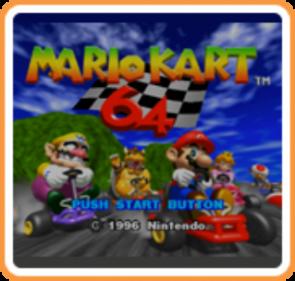 Mario Kart 64 Cemu Wiki