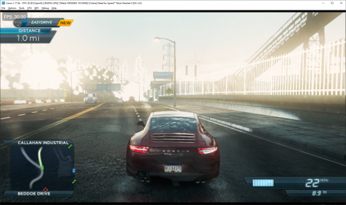 Need For Speed Most Wanted U Cemu Wiki